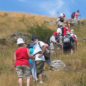 Gruppenreisen - Wandern